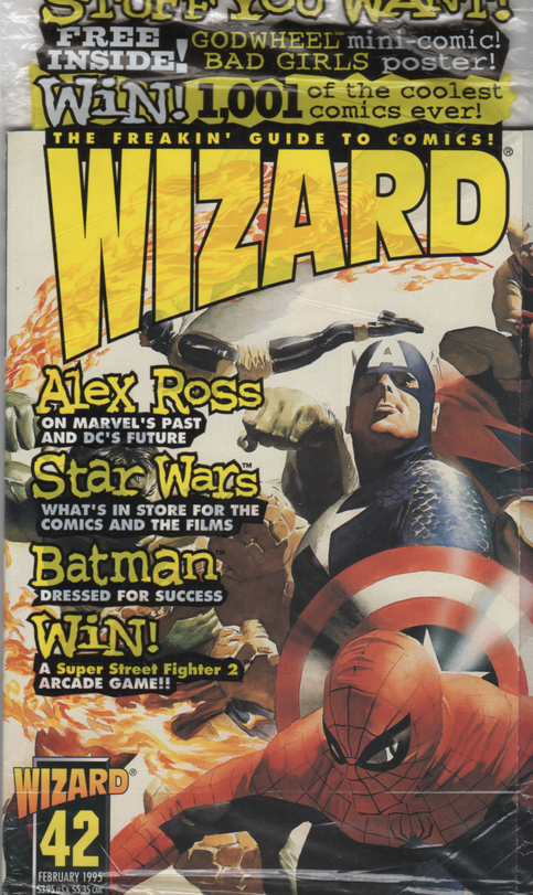 wizard magazine  42  february  1995   u00b7 soulographs