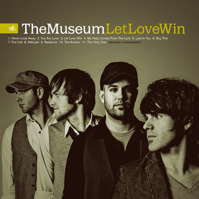 """let love win"" cd - 2010 label debut release"