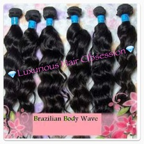 "Brazilian Body Wave Package (18, 20, 22"")"