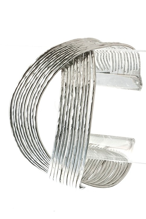 Quot Endless Quot Lined Metal Cuff 183 Sophisticates Closet 183 Online Store Powered By Storenvy
