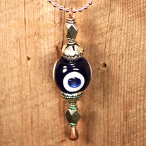 ONE - Evil Eye Pendant