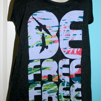 Sleeveless 'Be Free' Top