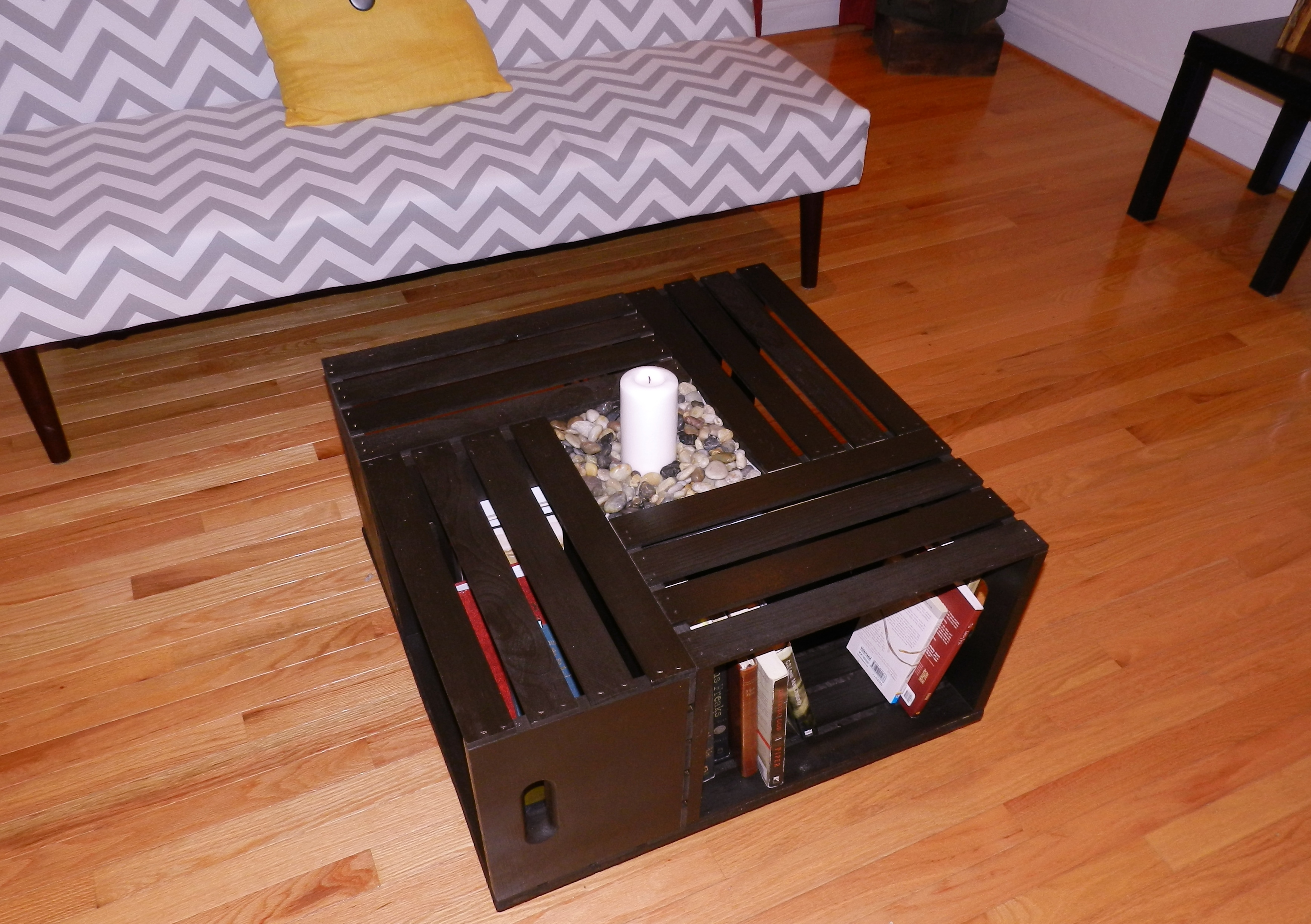 Wooden Crate Coffee Table Crate Creations Online Store Powered