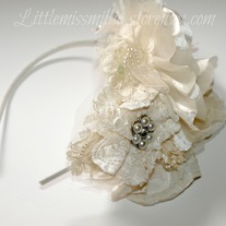 Beautiful Wedding Headband