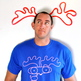 Blue Moose Shirt - Thumbnail 1