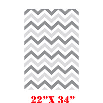 Chevron DIY Wall Geometric Old world Allover Designer Pattern Stencil Home Decor