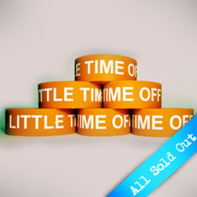 Lto wristband (sold out)