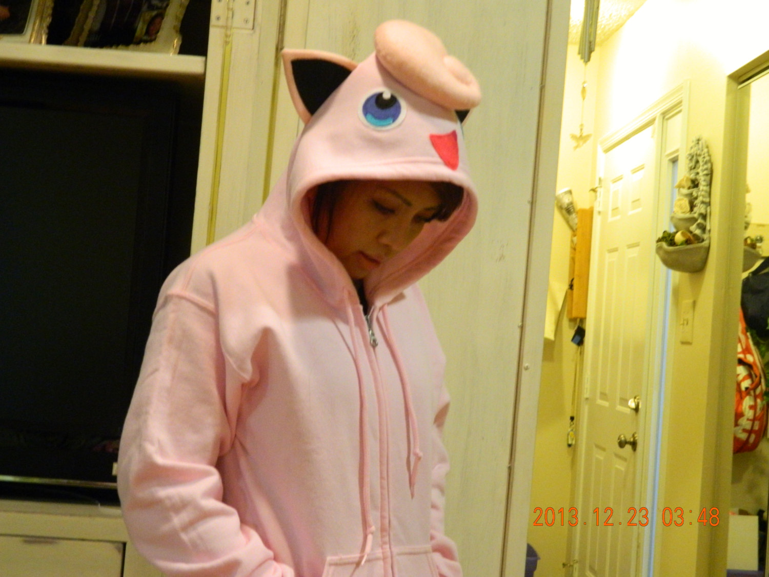 POKEMON Inspired Jiggly Puff Hoodie for Adults on Storenvy