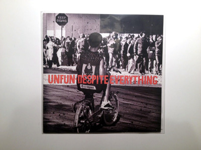 Unfun/despite everything 7""
