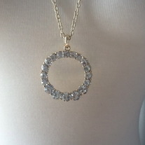 """O"" Baby!! Necklace - more colors"