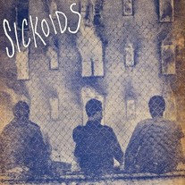 "Sickoids ""S/T"" 12"" LP (Residue Records)"