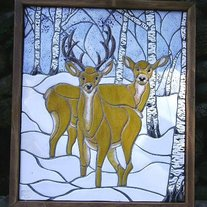Birch_20stand_20deer02_medium