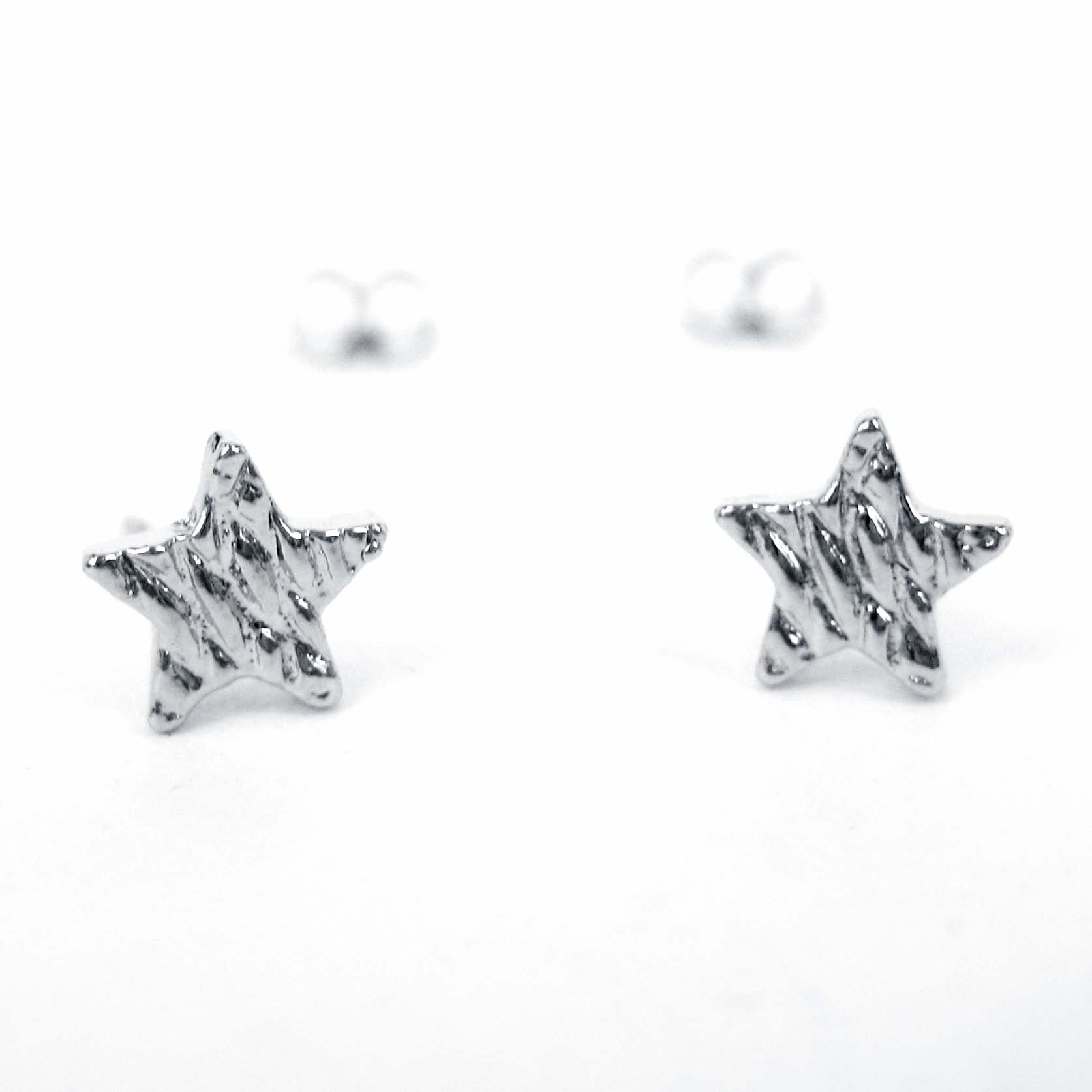 in dark universe star original silver night stud shaped small earrings products img sky