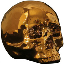 MEMORABILIA GOLD Skull (Limited Edition)