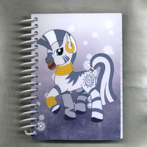 Notebook S - My Little Pony FiM: Zecora (Fanart)