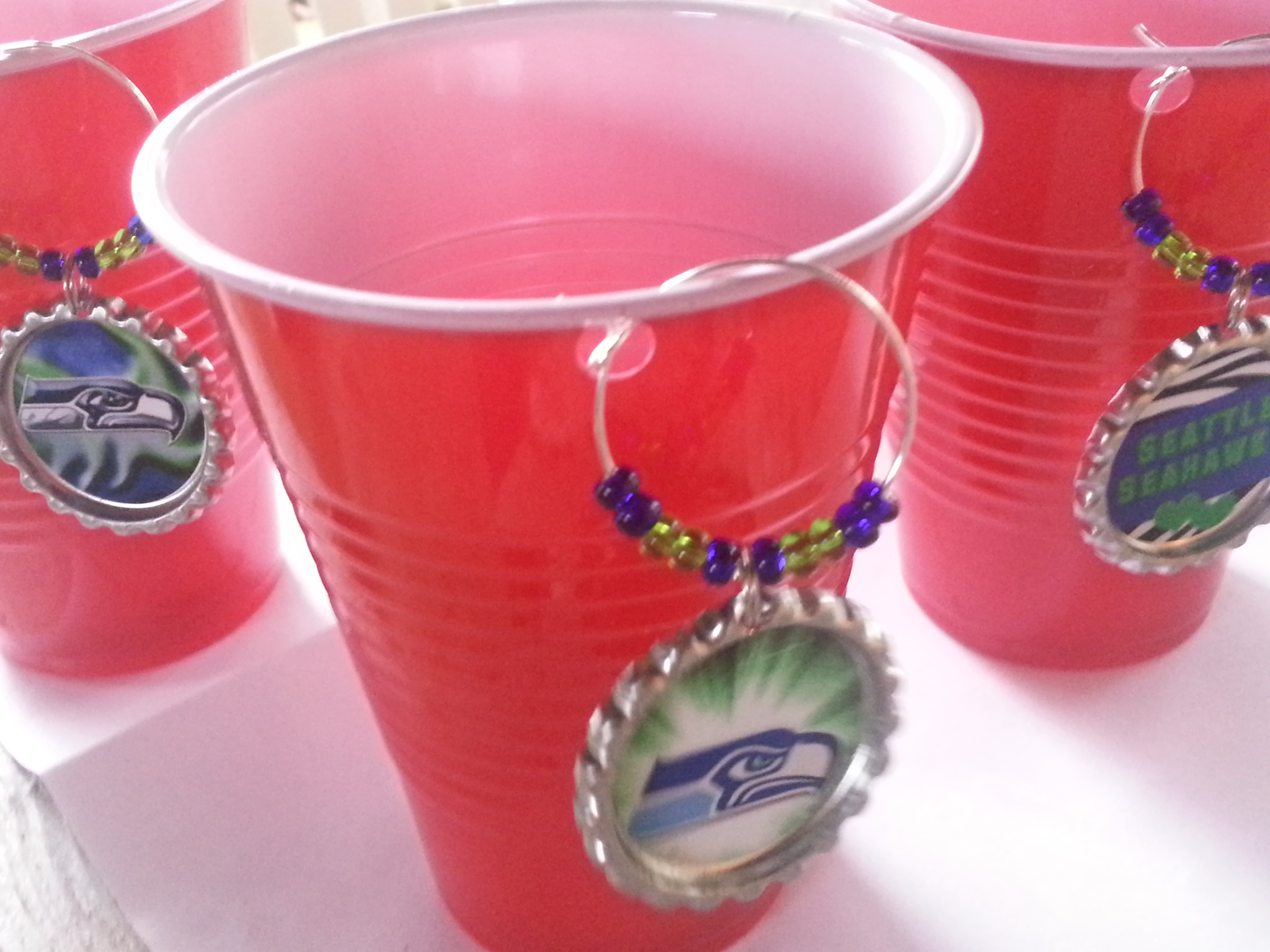 birthday vintage super bowl decor decorations party parties themed football pin