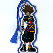 Bookmark - Kingdom Hearts II: Sora (Fanart)