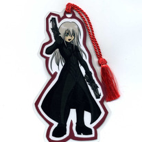Bookmark - Final Fantasy VII: Advent Children: Yazoo (Fanart)