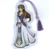 Bookmark - Super Smash Bros. BRAWL: Zelda (Fanart)
