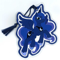 Bookmark - My Little Pony FiM: Princess Luna (Fanart)