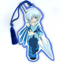 Bookmark - Elemental Chibi Bishonen: Ice