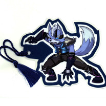 Bookmark - Super Smash Bros. BRAWL: Wolf (Fanart)