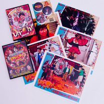 The Uh-Oh! Show Lobby Card DVD Collector's Set