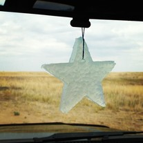 Stormwatch Hanging Gel Air Freshener- Star