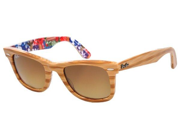 Ray Ban Sunglasses Original Wood Texture on Storenvy