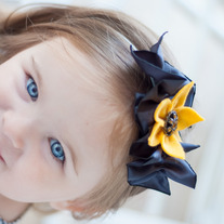 Sunny Disposition Headband