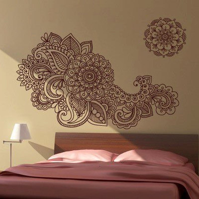 Oriental Wall Art asian and oriental wall art stickers · moonwallstickers