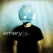 Emery - The Weak's End VINYL LP White Tour Edition