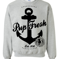 Anchor Crew Neck - Thumbnail 4