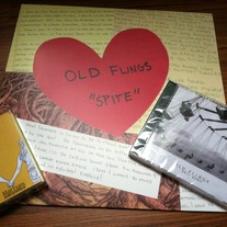 Old Flings super pack (LP, tape, cd)