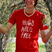 Hugs_red_tee_front_medium