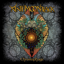 Ninth Moon Black - Chronophage LP [Orca Wolf]