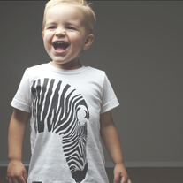 The Zebra - Toddler Tee