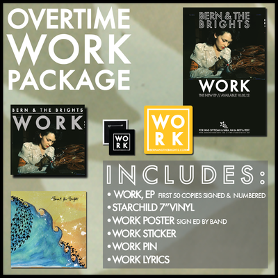 Bern & the brights overtime 'work' package