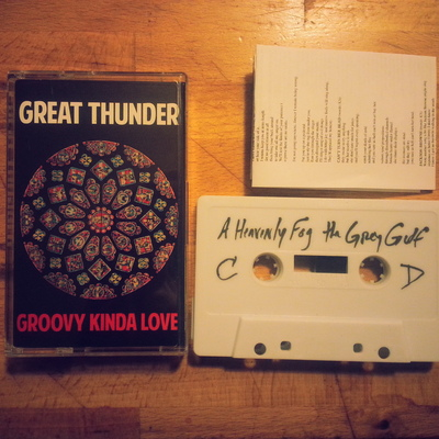 "Great thunder ""groovy kinda love"""