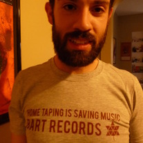 """Home Taping is Saving Music"" shirt"