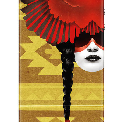 Cardinal warrior iphone 4 & 4s case