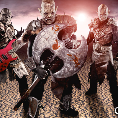 A band of orcs 11x17 poster - gary irving photography