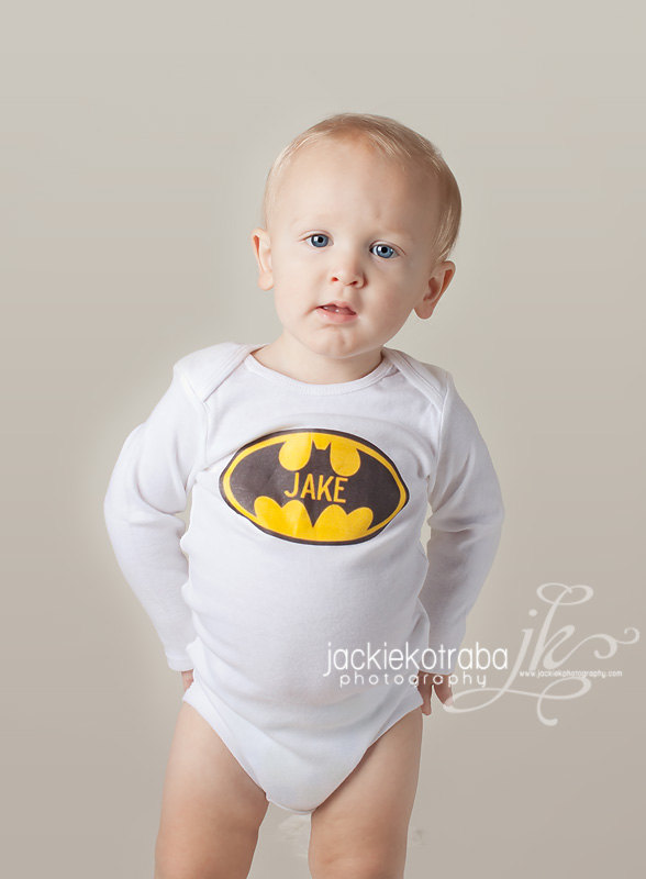 Personalized Batman or Batgirl Superhero Baby Bodysuit Super Hero Baby Apparel or Costume Bodysuit  sc 1 st  Just Kidu0027n! Designs LLC - Storenvy & Personalized Batman or Batgirl Superhero Baby Bodysuit Super Hero ...