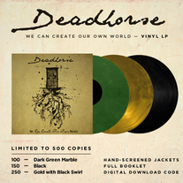 """We Can Create Our Own World"" 12"" Vinyl"