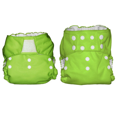One Size Fits All Pocket Cloth Diaper Pattern
