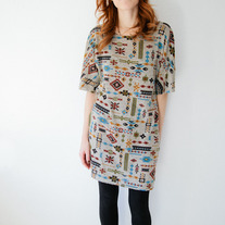 Aztec tunic - One left!