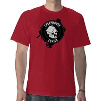 Creephouse Comics Logo Mens Shirt