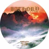 Bathory - Twilight of the Gods (picture vinyl) *Record Store Day 2014*