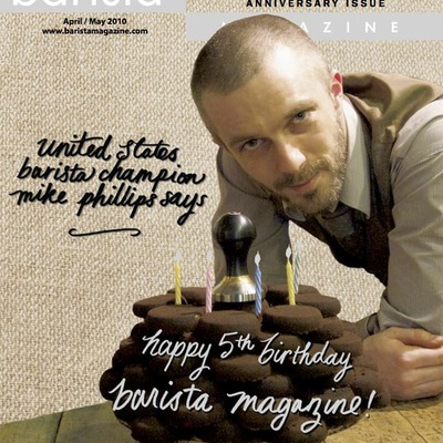April + may 2010 fifth anniversary issue