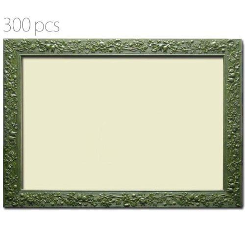 300 piece Totoro puzzle frame (green) (26 x 38cm) · PuniPuniJapan ...